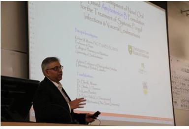 Dr. Wasan Keynote speaker